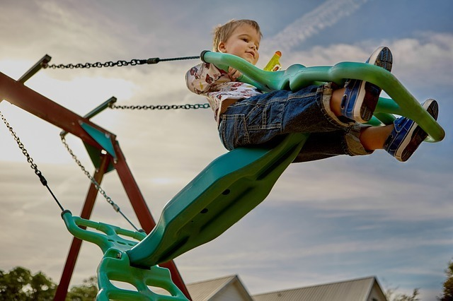 Residents of Heritage have easy access to a number of in-community amenities such as playgrounds.