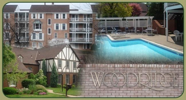 Woodridge Community has Townhomes and Condominiums