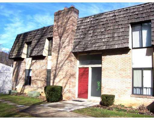 Abbey Condominiums - Front