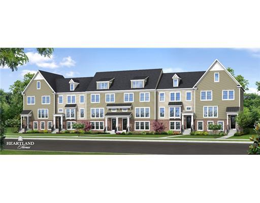 Newbury - Townhomes by Hearland Homes