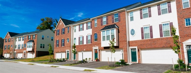 New Construction Townhomes by Ryan Homes - The Wexford