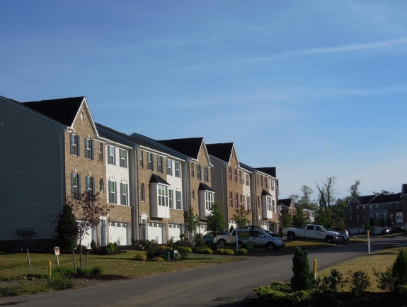 Weavertown Pointe - Beautiful New Construction Townhomes by Ryan Homes