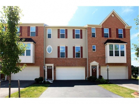 Prestley Glenn at Neville Manor ~ Beautiful Colonial Style Ryan Townhomes