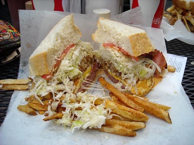 Primanti Brothers Sandwich