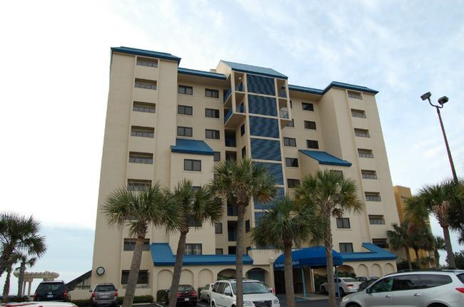 Four Seasons Orange Beach AL Condominium Building