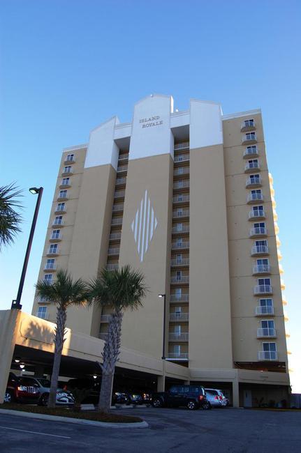 Island Royale Gulf Front Alabama Condominium