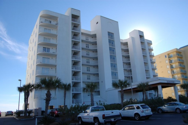 Ocean House 1 Gulf Shores AL Condominium