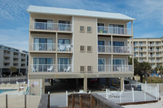 Romar Beach Orange Beach AL Condo Residences