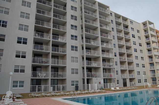 Sunswept Orange Beach AL Condo Residences with Balconies