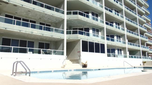 Silver Beach Orange Beach AL Condo Pool