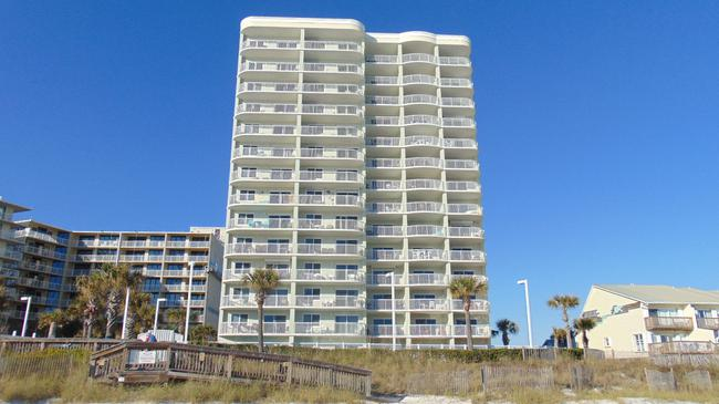 Tradewinds Orange Beach AL Condo Residences