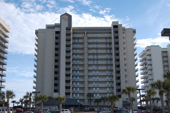 Windward Pointe Orange Beach AL Condo Residences
