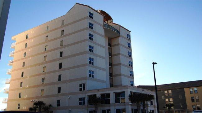 Caribbean Gulf Shores AL Condominium Building