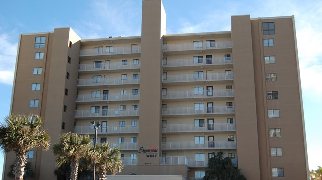 Edgewater West Gulf Shores AL Condominium Building