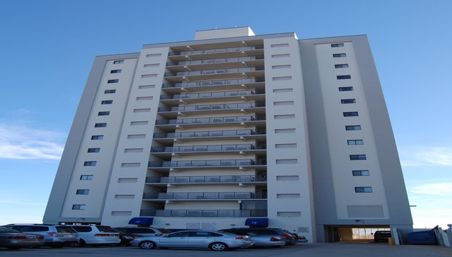 Gulf Tower Gulf Shores AL Condominium