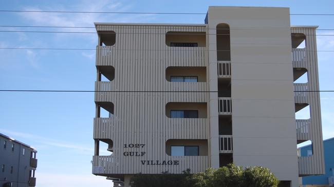 Gulf Village Condo Community Pool