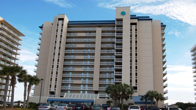 Bluewater Orange Beach AL Condo Community