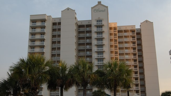 The Sands Orange Beach AL Condominium