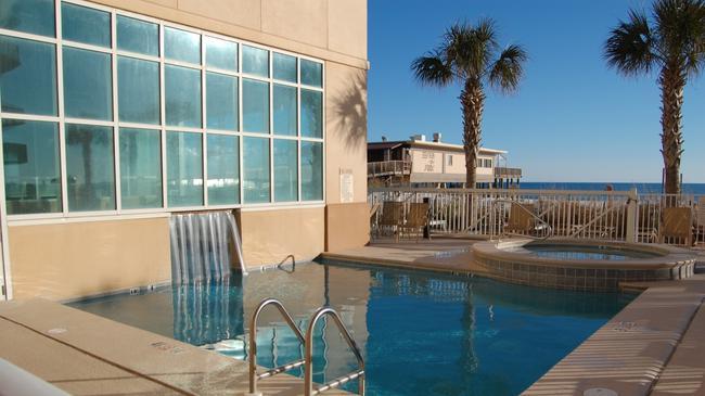 Seawind Gulf Shores AL Condo Pool