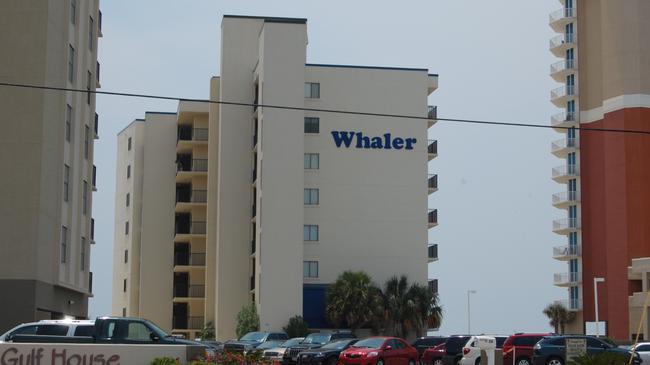 Whaler Gulf Shores AL Condo Community