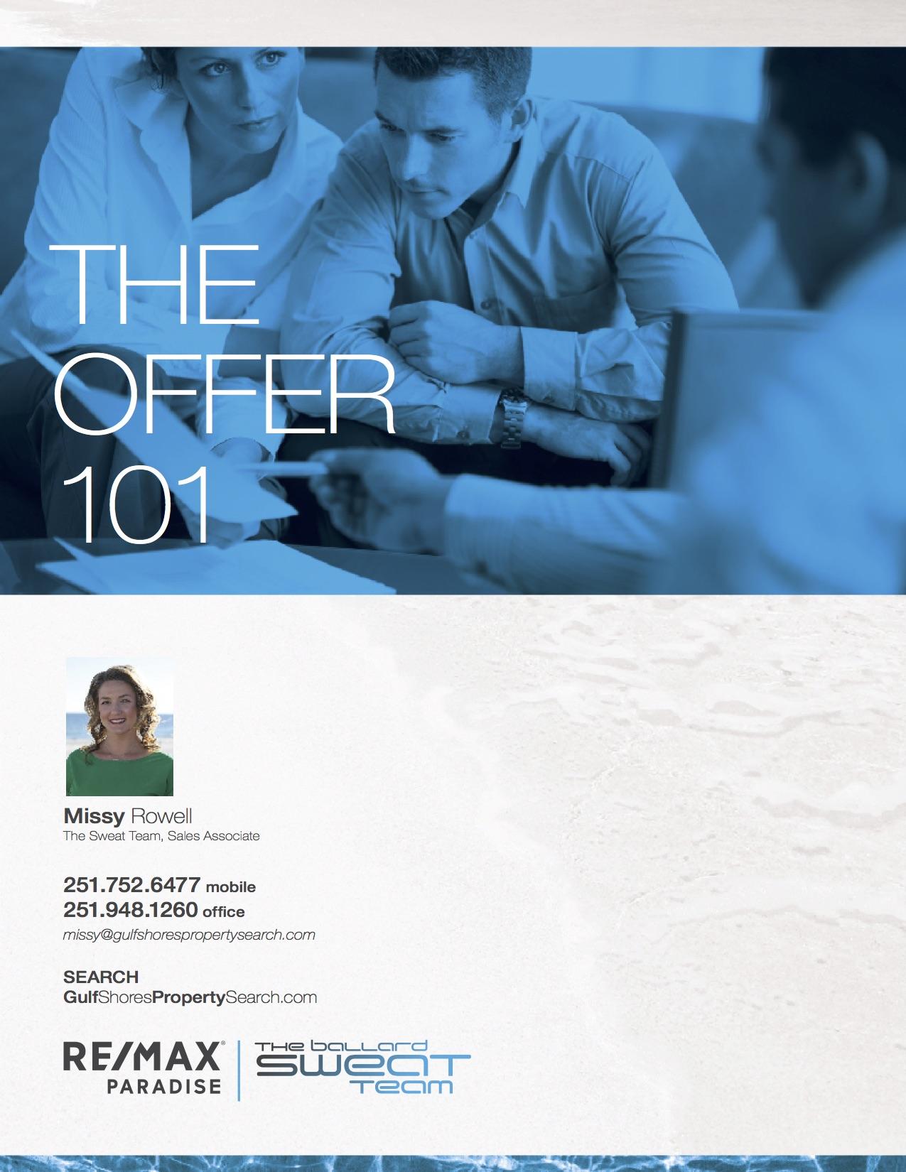 Download The Offer 101 - Ballard Sweat