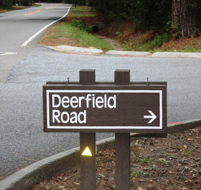 Deerfield Hilton Head Plantation Entrance