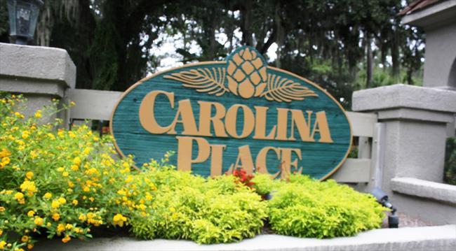 Carolina Place Sea Pines Entrance