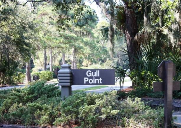 Gull Point Sea Pines Entrance