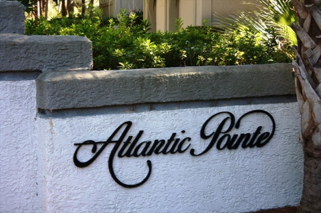 Atlantic Point Sign