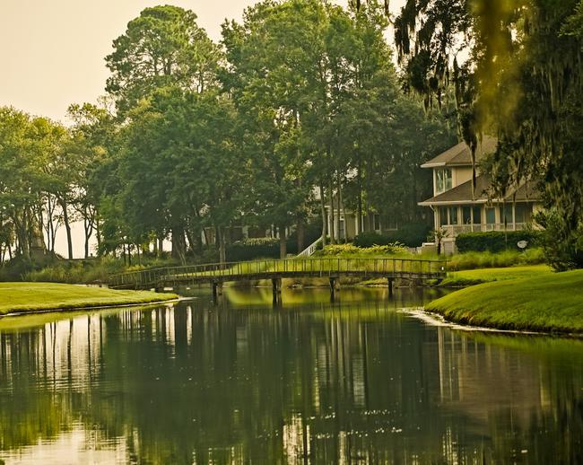 Glenmoor Place Hilton Head Plantation Pond