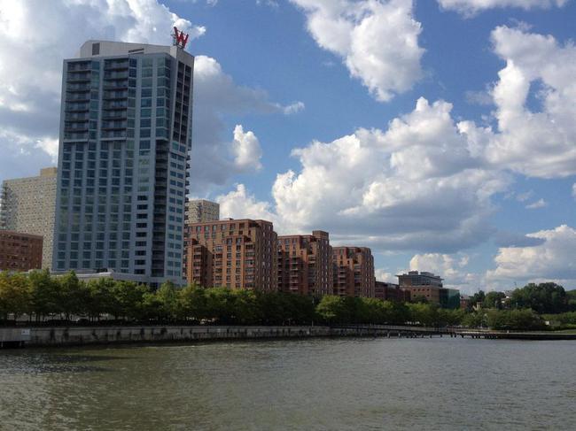 The W Hoboken Hotel & Residences Hoboken