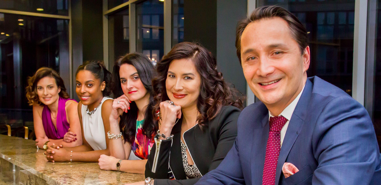 Eddie Perez Group team photo
