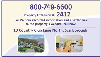 10 Country Club Lane North - SPW Business Card