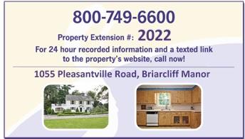 1055 Pleasantville Road- Business Card