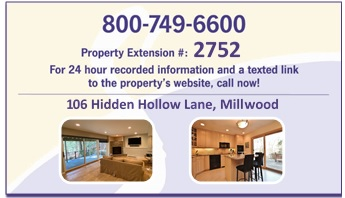 106 Hidden Hollow Ln- - SPW Business Card