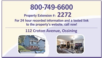 112 Croton Ave- - SPW Business Card