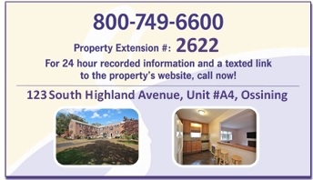 123 South Highland Ave-, #A4 - SPW Business Card
