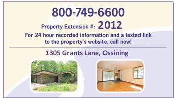 1305 Grants Lane- Business Card