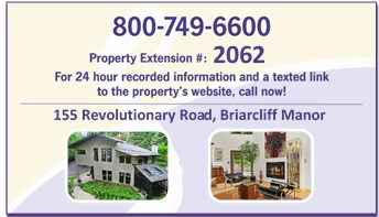 155 Revolutionary Road- Business Card