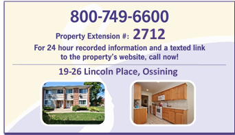 19-26 Lincoln Place- Business Card