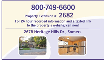 267B Heritage Hills- Business Card