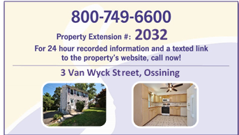 3 Van Wyck St- Business Card