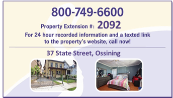 37 State Street- Business Card