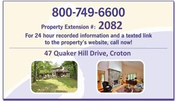 47 Quaker Hill Dr- - Single Property Website Business Card