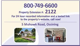 5 Mohawk Rd- Business Card