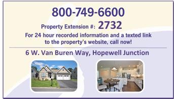 6 W Van Buren Way- Business Card
