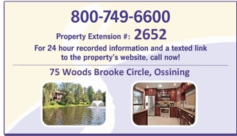 75 Woods Brooke Circle- Business Card