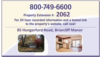85 Hungerford Rd- - SPW Business Card