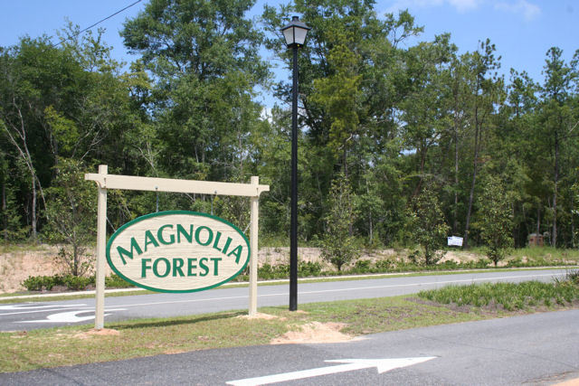 Magnolia Forest Subdivision Lots for Sale in Quincy, FL by Debbie Kirkland, Realtor Armor Realty of Tallahassee, I