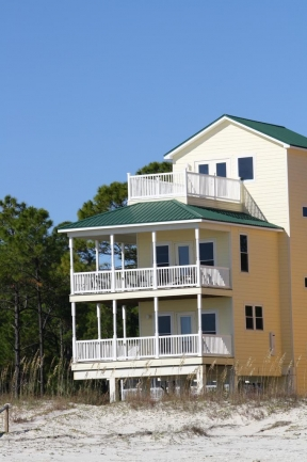 Gulf Coast FL ocean front luxury home